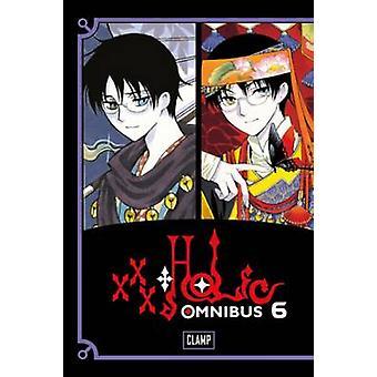 Xxxholic Omnibus - Volume 6 by CLAMP - 9781612627939 Book