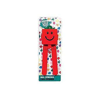 Mr. Strong Can Opener by Mr. Men