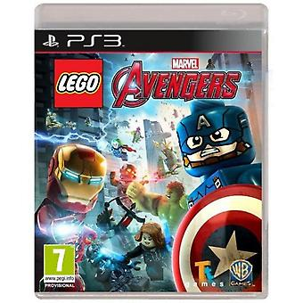 LEGO Marvel Avengers-PlayStation 3