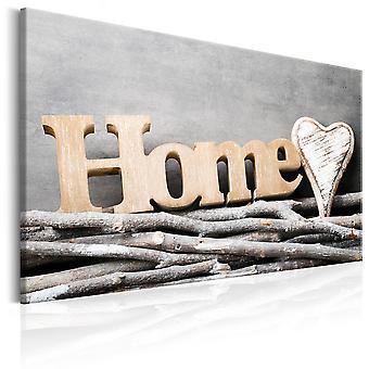 Canvas Print - Enchanted Home