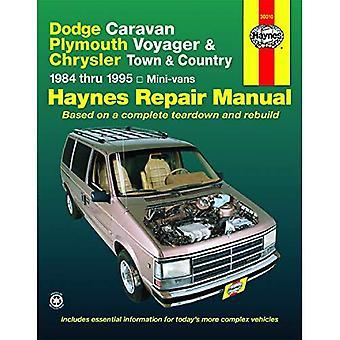 Dodge Caravan and Plymouth Voyager Automotive Repair Manual (Haynes Automotive Repair Manuals)
