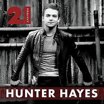 Hunter Hayes - 21 Project [CD] USA import