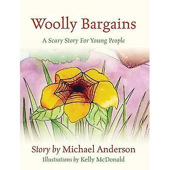 Woolly gode tilbud en skræmmende historie for unge mennesker af Anderson & Michael