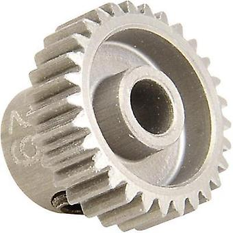 Spare part Team C TC1229 64dp 29-tooth aluminium sprocket