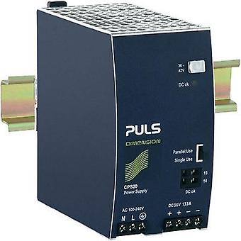 Rail mounted PSU (DIN) PULS DIMENSION 36 Vdc 13.3 A 480 W 1 x