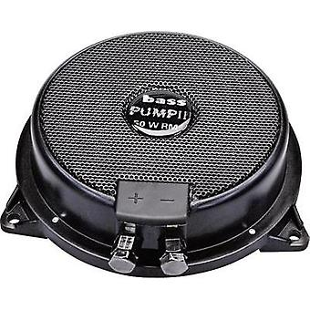 Bil subwoofer passiv 130 mm 80 W Sinuslive Bass-pumpe III 4 Ω