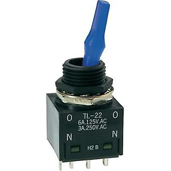 NKK Switches TL22DNAW016G 25A Miniature Toggle Switch, , 125Vac