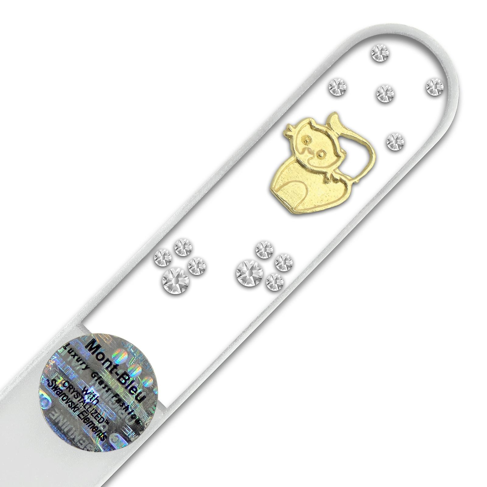 Cat Glass Nail File JW-G2