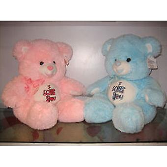 Import Peluche Osito -I Love You- 35C (Kids , Toys , Dolls , Teddies)