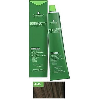 Schwarzkopf Professional Essensity 4.45 (Woman , Hair Care , Hair dyes , Hair Dyes)