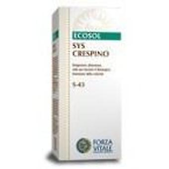 Forza Vitale Sys.crespino 50 Ml. (Dietetics and nutrition, supplements, other)