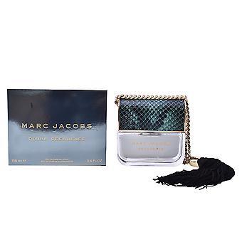 Marc Jacobs goddelijke decadentie Edp Spray 100 Ml voor vrouwen