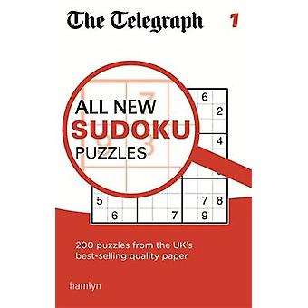 Telegraph All New Sudoku Puzzles 1 by The Telegraph