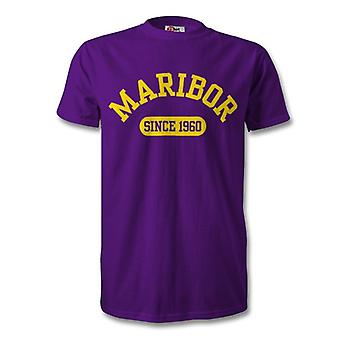 Maribor 1960 Established Football Kids T-Shirt