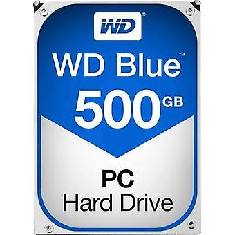 3.5 (8.9 cm) internal hard drive 500 GB Western Digital Blue™ Bulk WD5000AZRZ SATA III