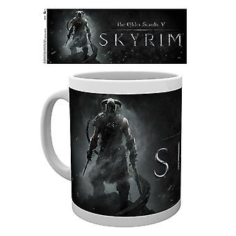 Skyrim Dragon Born Mug