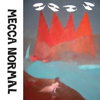 Mekka Normal - Malakias sort/hvid blå himmel & grene [Vinyl] USA importerer