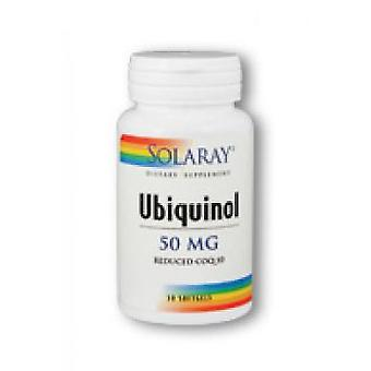 Solaray Ubiquinol Coq10 50 Mg. 30Pearls
