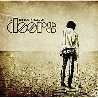 Many Faces Of The Doors by Various Artists