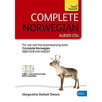 Complete Norwegian Beginner to Intermediate Course: Audio Support: New edition (Audio CD) by Danbolt-Simons Margaretha