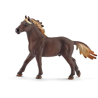 Schleich Mustang stallion (Toys , Dolls And Accesories , Miniature Toys , Animals)