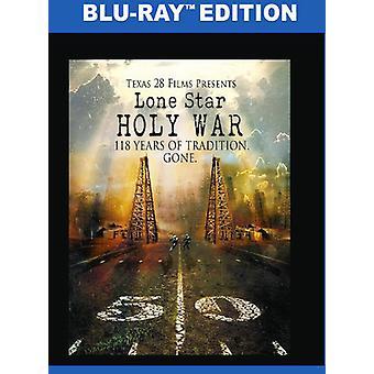 Lone Star hellig krig [Blu-ray] USA importerer