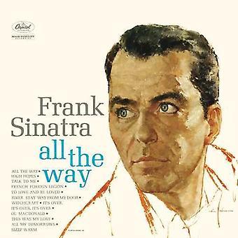Frank Sinatra - All the Way (LP) [Vinyl] USA import