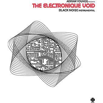 Adrian Younge præsenterer - Electronique tomrum: Sort støj instrumentale [Vinyl] USA import