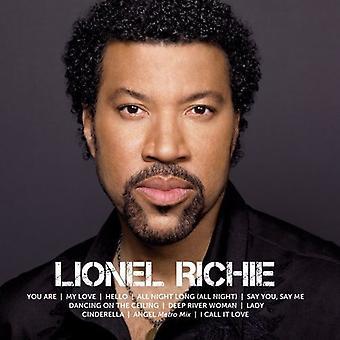 Lionel Richie - Icon [CD] USA import