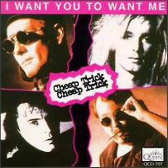 Cheap Trick - I Want You to Want Me [CD] USA import