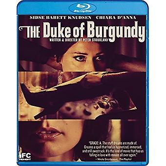 Duke of Burgundy [DVD] USA import