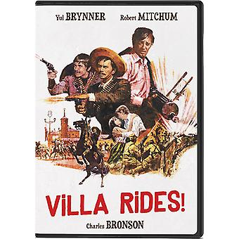 Villa jeździ [DVD] USA import
