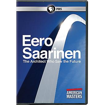 American Masters: Eero Saarinen - Architect Who [DVD] USA import