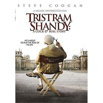 Tristram Shandy: A Cock & Bull Story [DVD] USA importar