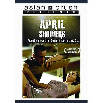April Showers [DVD] USA importerer
