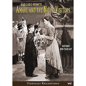 G.C. Menotti - Gian Carlo Menotti: Amahl och natten besökare [DVD Video] [DVD] USA import