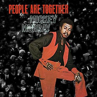 Mickey Murray - People Are Together [CD] USA import