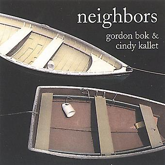 Gordon Bok & Cindy Kallet - Neighbors [CD] USA import