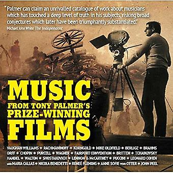Music From Tony Palmer's Prize-Winning Films - Music From Tony Palmer's Prize-Winning Films [CD] USA import