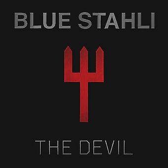 Blå Stahli - Devil [CD] USA importerer