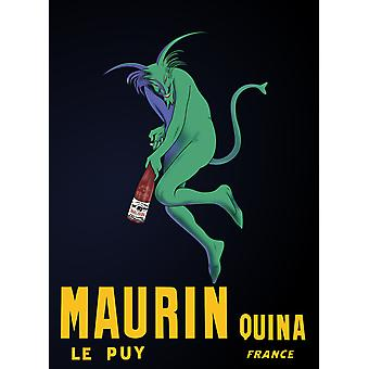 Maurin Quina Poster Print Giclee