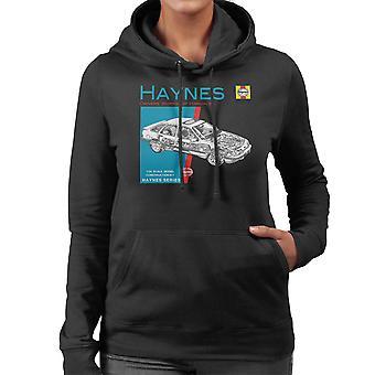 Haynes Besitzer Workshop manuelle 0904 Ford Sierra V6 4 X 4 Frauen die Kapuzen-Sweatshirt