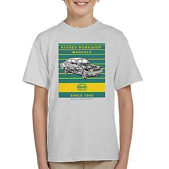 Haynes Workshop manuell 0093 Vauxhall Viva Stripe Kids t-skjorte