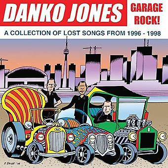 Danko Jones - Garage Rock! a Collection of L [Vinyl] USA import