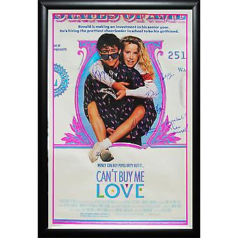 Can't Buy Me Love - Signed Movie Poster