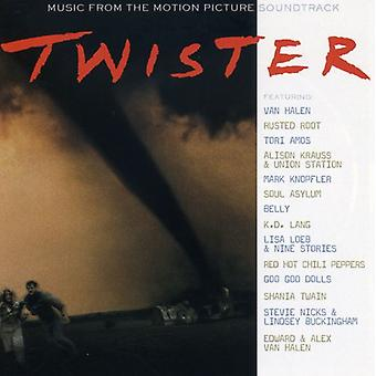Twister - importer des USA Soundtrack [CD]