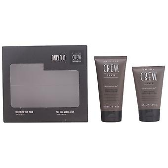 American Crew Moisturizing Shave Cream Lot 2 Pieces (Man , Shaving , After shaves)