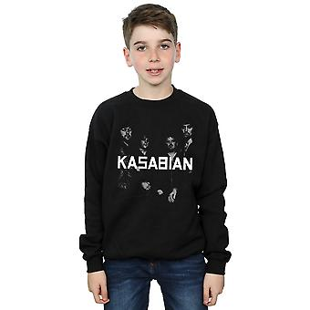 Kasabian-Boys-Groupie-Foto-Sweatshirt