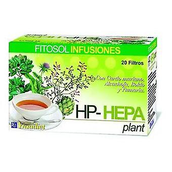 Ynsadiet Hepat infusion Hp (Dietetics and nutrition , Herbalist's , Infusions)