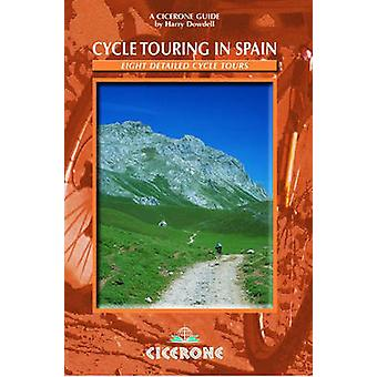 Cycle Touring in Spain by Harry Dowdell
